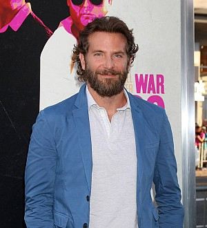 Bradley Cooper makes first TV appearance since welcoming daughter