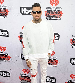 Chris Brown promises 'the world will see' after arrest