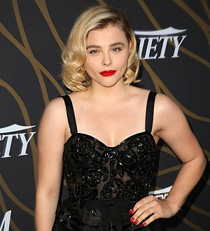 Chloe Grace Moretz mourning loss of second dog