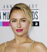 Hayden Panettiere couldn't stay a vegetarian
