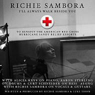 Richie Sambora & Alicia Keys Team Up For Sandy Song