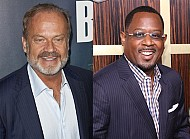 The Odd Couple 2013: Kelsey Grammer & Martin Lawrence?