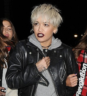 Rita Ora joins youth charity push