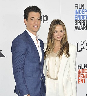 Miles Teller proposes to girlfriend on African safari