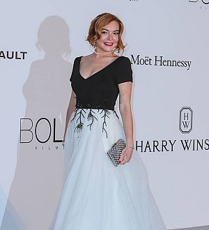 Lindsay Lohan hints at new jewelry line