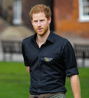 Prince Harry recalls anguish at walking behind mother's coffin