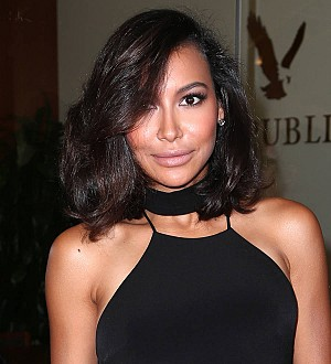 David Spade and Naya Rivera enjoy dinner date