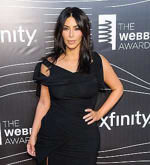 'Nude selfies until I die!' Kim Kardashian accepts Webby Award