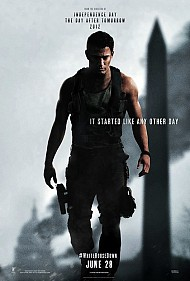 Washington Suffers Another Blow in 'White House Down'!