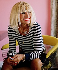 11 Quick Q's with Designer Betsey Johnson!
