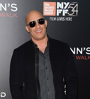 Vin Diesel: 'I flopped in Hollywood at first because of personal baggage'