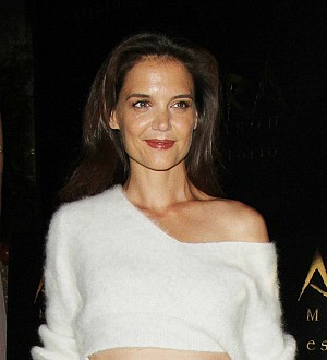Katie Holmes stepping behind the camera again for new film