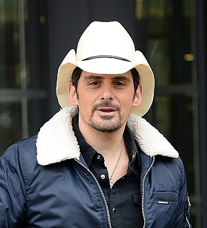 Brad Paisley records song he wrote with late Johnny Cash for new album