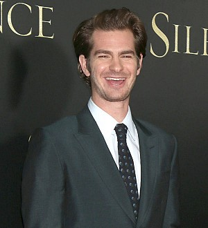 Andrew Garfield labels Ryan Reynolds kiss 'ridiculous'