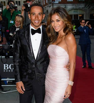 Lewis Hamilton built home studio to spend more time with Nicole Scherzinger