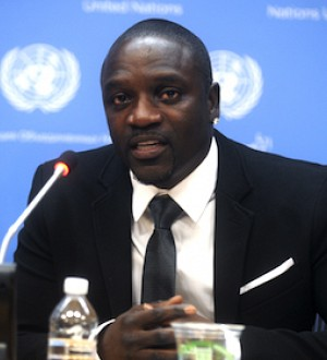 Akon Continues Good Works for His Home Country with Lighting Africa Initiative