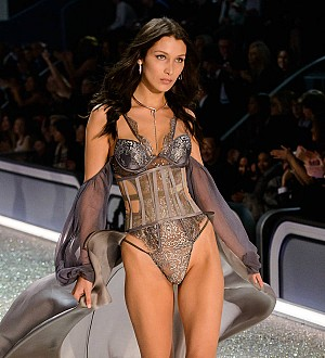 Bella Hadid: 'I'm just trying to be a woman'