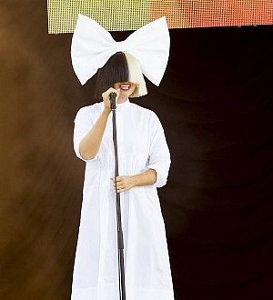 Sia cried before big Central Park show