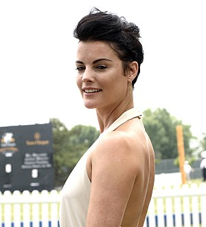 Jaimie Alexander's nose broken in fight scene