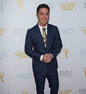 Colton Haynes confirms he's dating celebrity florist Jeff Leatham