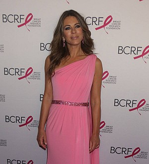 Elizabeth Hurley and David Foster dating - report