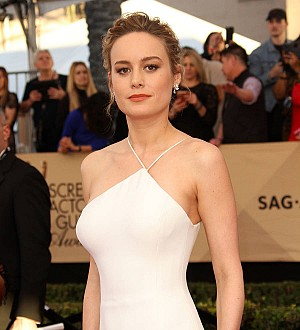 Brie Larson is 'proud' to represent journalists in Kong: Skull Island
