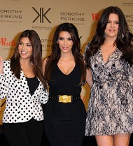 Kardashians sued over make-up range