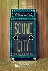 Dave Grohl Explores Rock Landmark in 'Sound City'