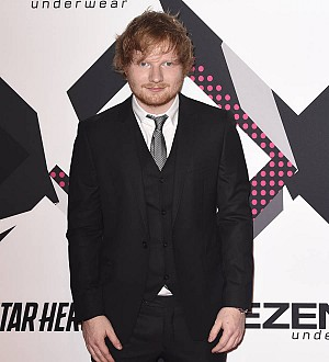 Ed Sheeran selling clothes for charity