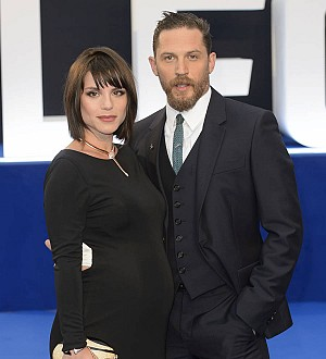 Tom Hardy is a dad again - report
