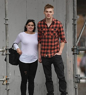 Ariel Winter and Levi Meaden make red carpet debut