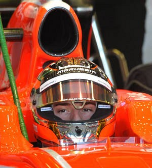 Race car driver Jules Bianchi in critical condition following crash