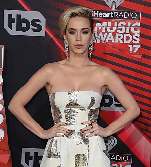 Katy Perry and Adele celebrate International Women's Day