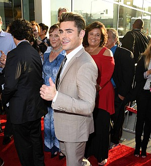 Zac Efron: 'Hugh Jackman rescued me from a blazing building'