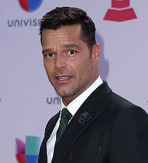 Ricky Martin is engaged