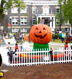 Halloweentown Comes to Life!