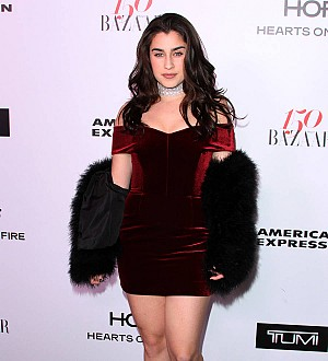 Lauren Jauregui attacks President Trump's anti-environment plans