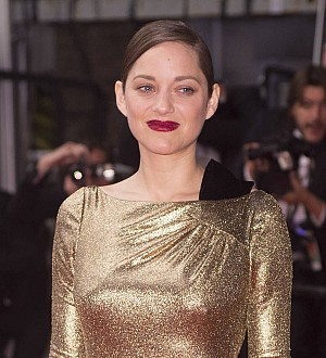 Marion Cotillard is pregnant