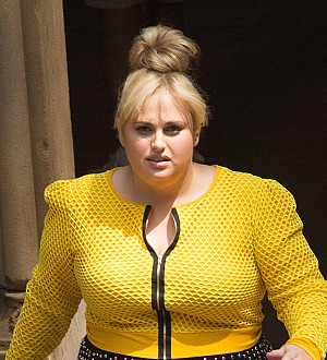 Rebel Wilson thanks medical staff after being rushed to hospital