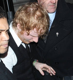 Ed Sheeran planning detox after boozy BRIT Awards