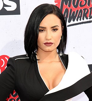 Demi Lovato takes aim at superfan for socialising with half-sister