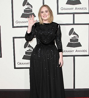 Adele explains technical difficulties at Grammys