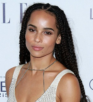 Zoë Kravitz stars in new Calvin Klein ad with mother