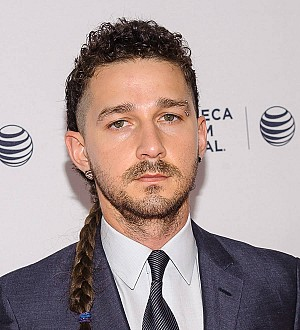 Shia LaBeouf had to explain Vegas nuptials to Mia Goth's dad