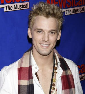 Aaron Carter planning Thanksgiving family reunion