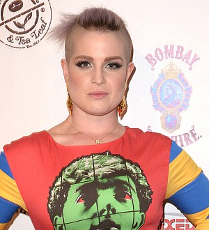 Kelly Osbourne writing memoir