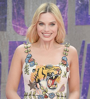 Margot Robbie appears to confirm marriage rumors