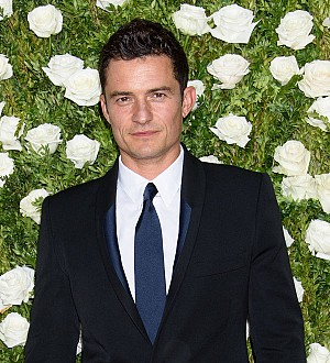 Orlando Bloom books fantasy TV role