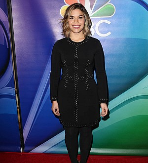 America Ferrera: 'I don't stress about my appearance anymore'