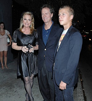 Conrad Hilton sued over car crash